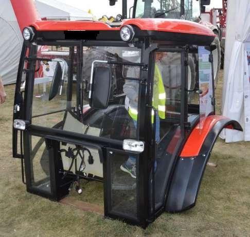 Kabina do ciągnika rolniczego c360*c330*mf255*mtz*rusek*bizon*