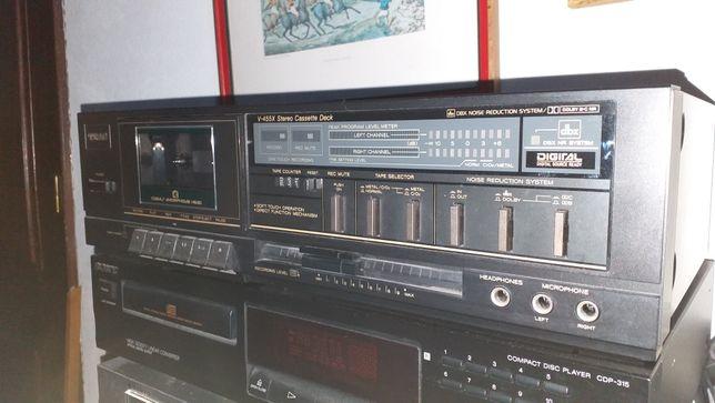 Teac Deck Cassetes vintage dbx