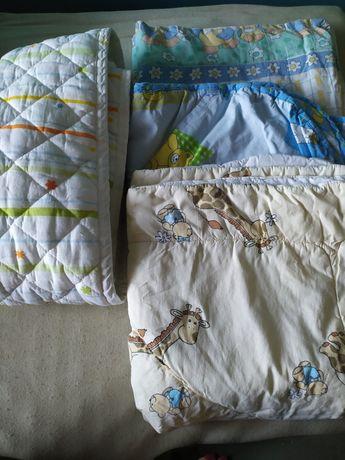 Ochrona do łóżeczka