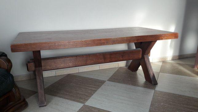 Sprzedam drewnianą ławę