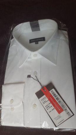 Biała koszula Wólczanka rozm. 40/176-182 NOWA