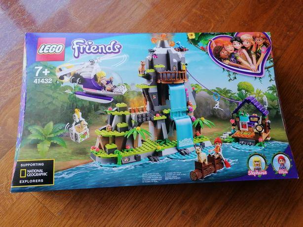 Lego Friends Alpaca Mountain Jungle