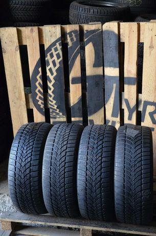 Резина зимова шини колеса зима зимние 225 55 r16 Dunlop