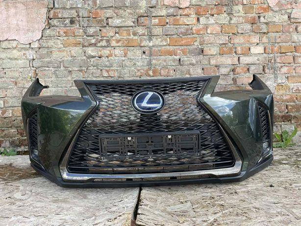 Бампер Передний в Сборе Lexus UX F-Sport лексус Ф-Спорт ЗАПЧАСТИ