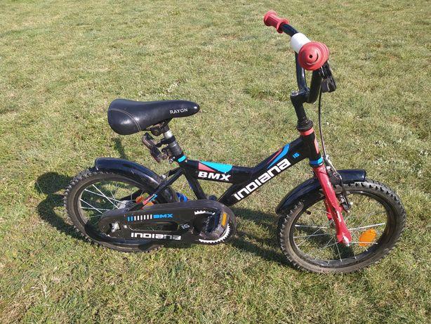 """Rowerek dziecięcy BMX Indiana 16"""""""