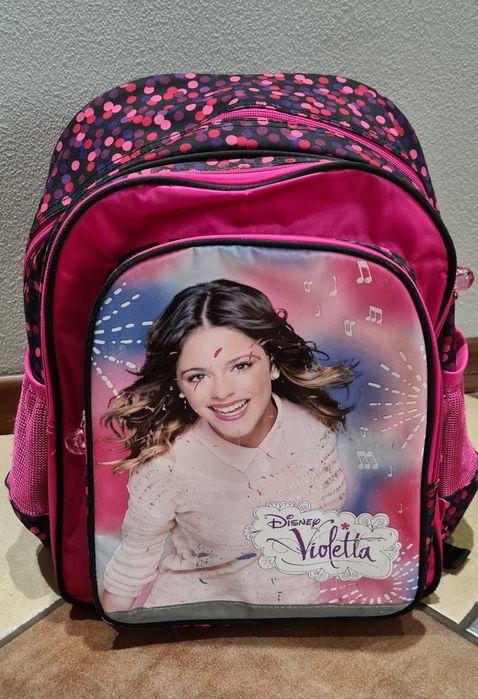 Plecak Disney Violetta ładny stan Wejherowo - image 1