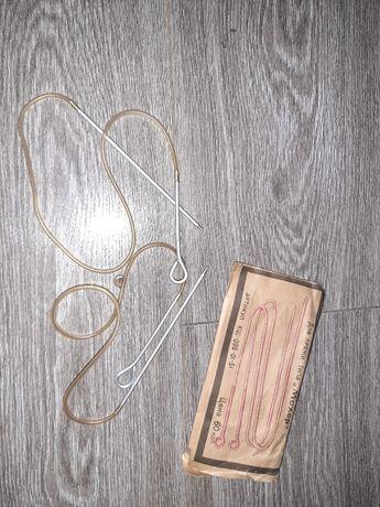 спицы вязальные ссср одноконцевые диаметр 3.5мм