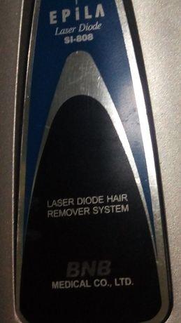 Depiladora a laser nova