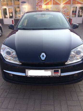 Renault Laguna III 2007 2.0 dci 150 л.с.