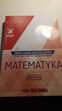 Matematyka zbiór zadań maturalnych poziom rozszerzony szkice rozwiązań