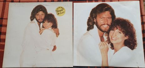 Barbara Streisand Guilty Bee Gees płyta winylowa LP