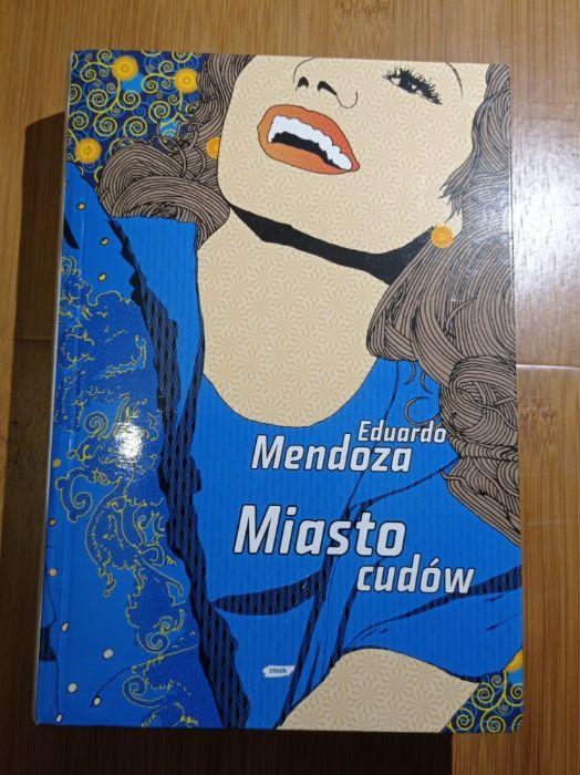 Eduardo Mendoza, Miasto cudów Warszawa - image 1