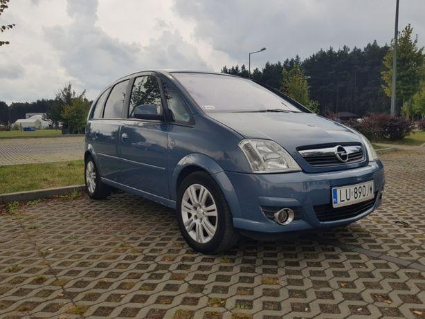 Opel Meriva 1.7 CDTI 125km 6 biegów