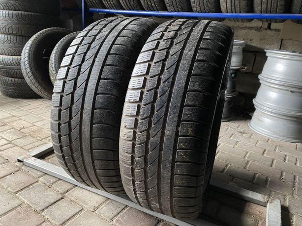 зима 255\60\R17 6,2мм Hankook 2шт шины шини