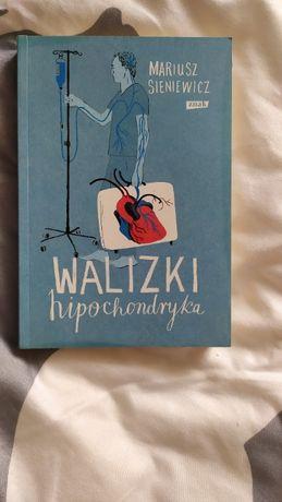 książka na wakacje - Walizki hipochondryka Mariusz Sienkiewicz