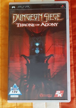 Dungeon Siege: Throne of Agony Sony PSP