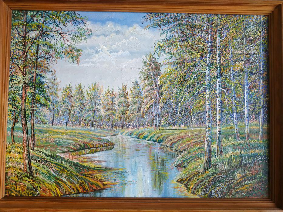 Продам картину ручной работы Белая Церковь - изображение 1