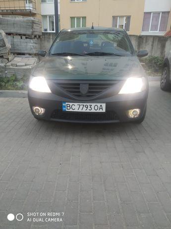 Dacia Logan, дачія логан