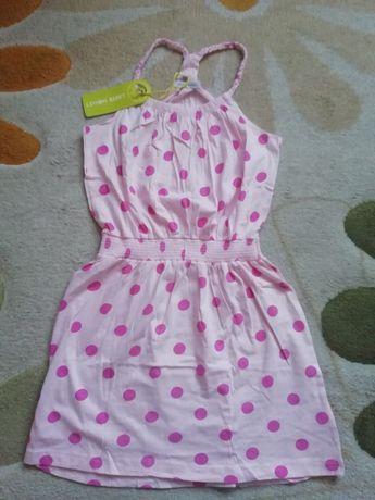 Sukienka 128/134 na 7-8lat