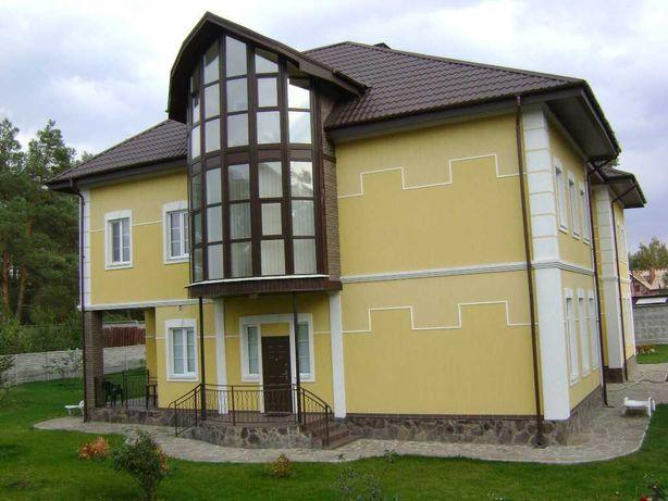 Сдается дом 300м2 с отдельным входом и двором Белогородка