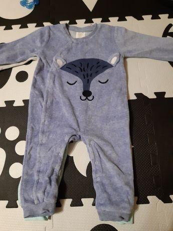 Nowy pajac niemowlęcy