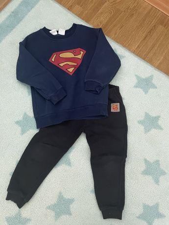 Fato treino Super Homem 4-5 anos