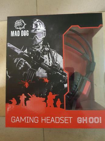Słuchawki hedset Mad dog GH001