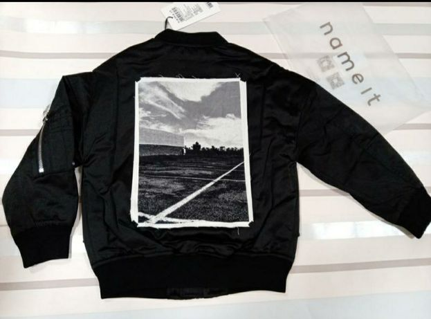 Куртка ,бомбер для мальчика 120 розмер