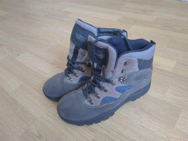 43 размер Мужские Ботинки Высокие рабочие  NORTHWEST TERRITORY