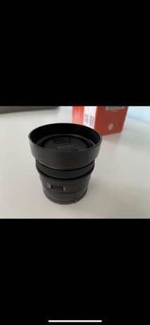 Objetiva Sony FE 24mm F2.8 G - Nova