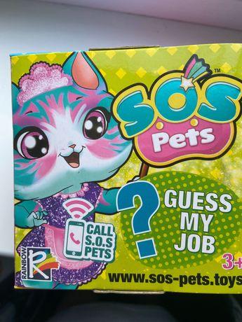 SOS pets фигурка