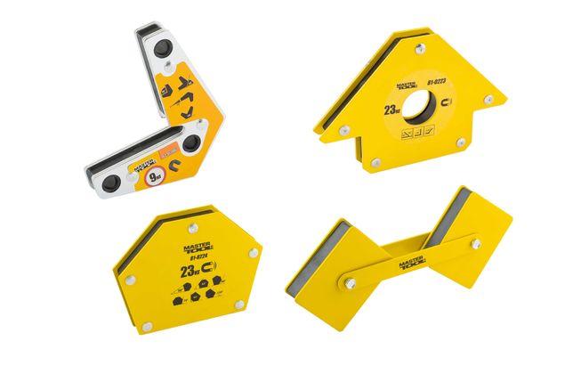 Магнит для сварки 4, 9, 11, 23, 35 кг 1° - 360° Reinforced magnet
