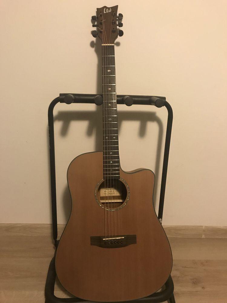 Gitara elektroakustyczna ltd