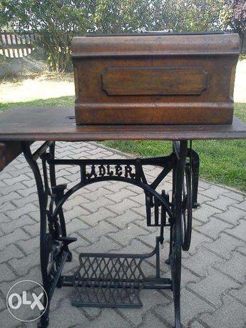 Maszyna do szycia Adler - (starocie)