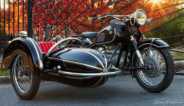 Sidecar do motocykla / wózek boczny Steib S350 / S 350