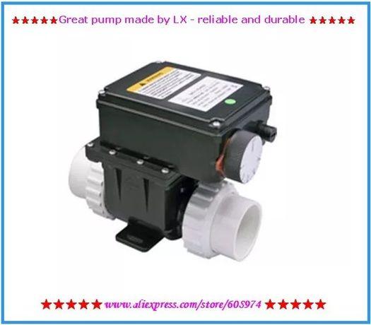 Aquecedor elétrico água piscina spa lx H30-RS1 3kw controlador
