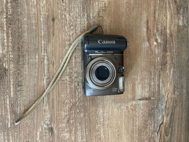 Aparat Canon A590 - używany.