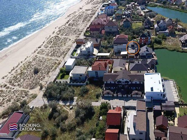 Сдам отдельный дом на берегу моря. Супер вариант для большой компании.