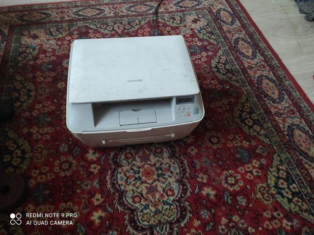 МФУ принтер сканер копир лазерный samsung scx 4100 проблема печь