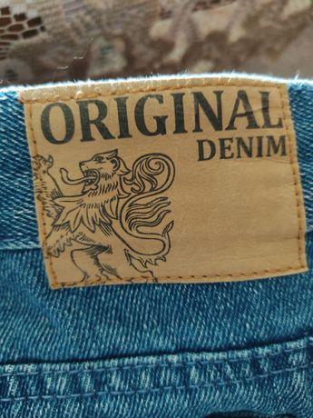 Denim spodnie jeansowe