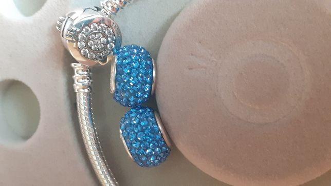 Charmsy Apart  do bransoletki  Pandora oraz Aparat s925