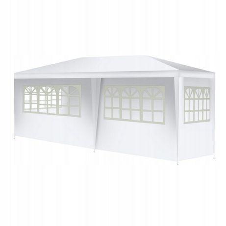 Namiot ogrodowy altana pawilon 3x6 klik zamykany okna
