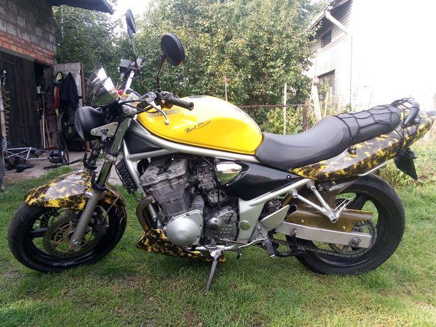 Suzuki GSF600S 2002 r niezniszczalny Bandit