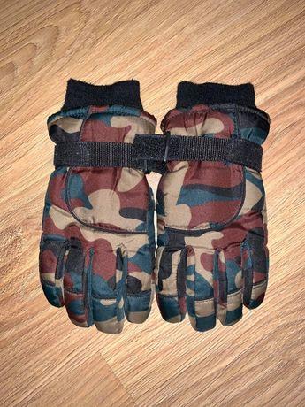 Rękawiczki moro męskie