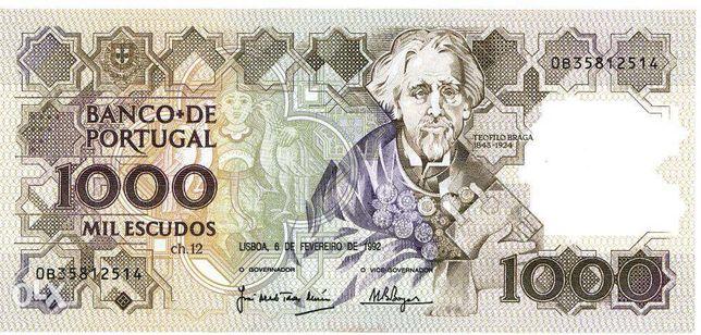 3 NOTAS 1.000$00