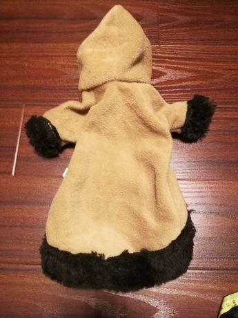 Polarowa kurteczka dla małego psa york XS