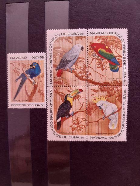 Znaczki pocztowe - zestaw 218