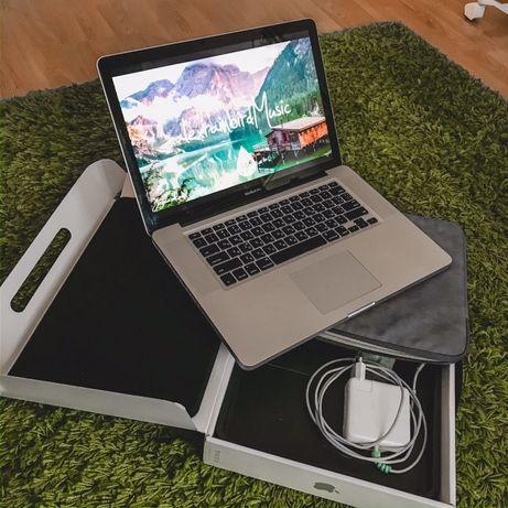 MacBook Pro 15'' Mid 2012 (+ SSD 128 GB)