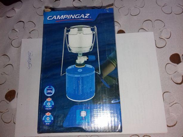 Lampka gazowa Lumogaz Plus