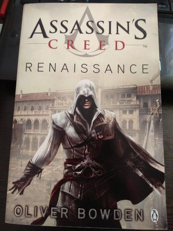 Assassin's Creed Renaissance - Oliver Bowden PO ANGIELSKU!!